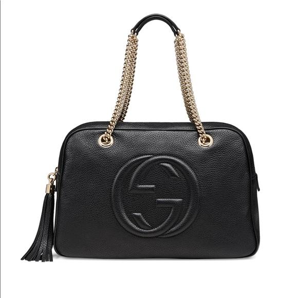 Gucci Handbags - Gucci soho shoulder bag ❤️
